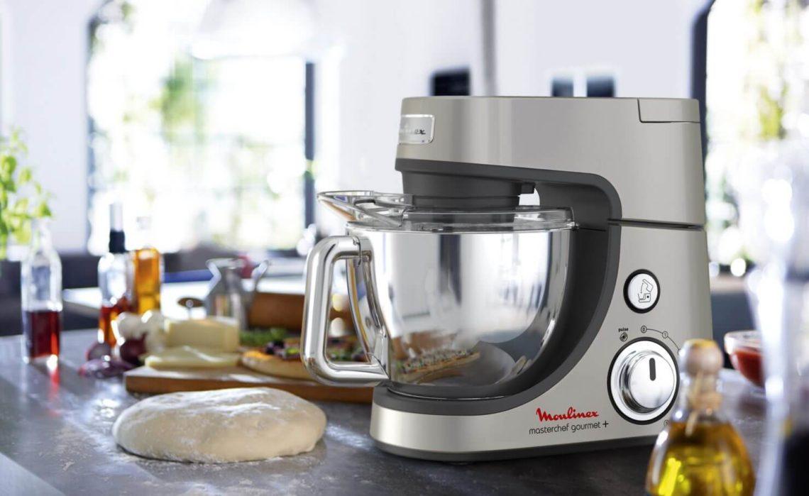 Robot multifonction Moulinex Masterchef Gourmet